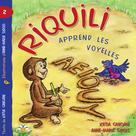 Riquili apprend les voyelles | Canciani, Katia