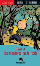 David et les monstres de la forêt | Pratt, Pierre