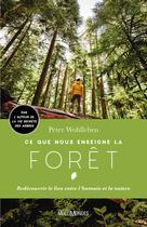Ce que nous enseigne la forêt | Deschamps, Lise