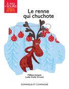 Le renne qui chuchote   Jacques, Mélissa