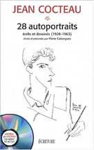 28 autoportraits écrits et dessinés | Cocteau, Jean