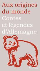 Contes et légendes d'Allemagne   Balzamo, Elena