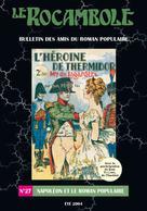Le Rocambole n°27 - Napoléon et le roman populaire | Collectif