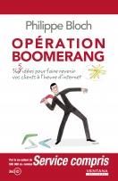Opération Boomerang | Bloch, Philippe