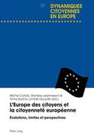 L'Europe des citoyens et la citoyenneté européenne | Catala, Michel