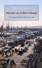 Discours sur le libre-échange | Lamartine, Alphonse de
