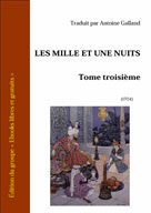 Les Mille et Une Nuits - Tome III   Anonyme