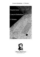 L'oeuvre fantastique | Gautier, Théophile