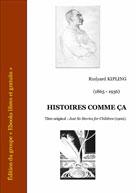 Histoires comme ça | Kipling, Rudyard