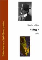 """ 813 ""   Leblanc, Maurice"