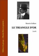 Le triangle d'or | Leblanc, Maurice