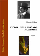 Victor, de la Brigade Mondaine | Leblanc, Maurice