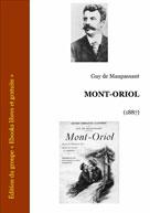 Mont-Oriol | Maupassant, Guy de
