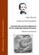 Aventure sans pareille d'un certain Hans Pfaall / Histoires extraordinaires | Poe, Edgar Allan