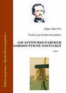 Les aventures d'Arthur Gordon Pym de Nantucket | Poe, Edgar Allan