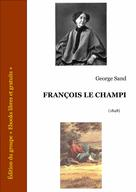 François le Champi | Sand, George