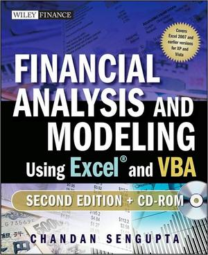 Financial Analysis and Modeling Using Excel and VBA Ed  2