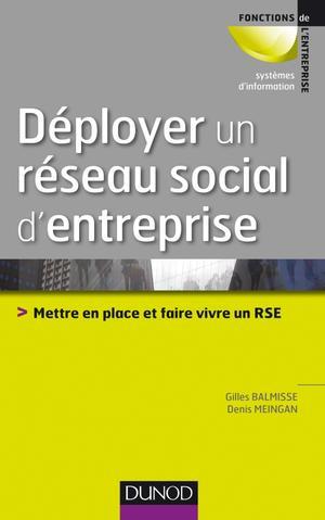 Deployer Un Reseau Social D Entreprise Mettre En Place Et Faire